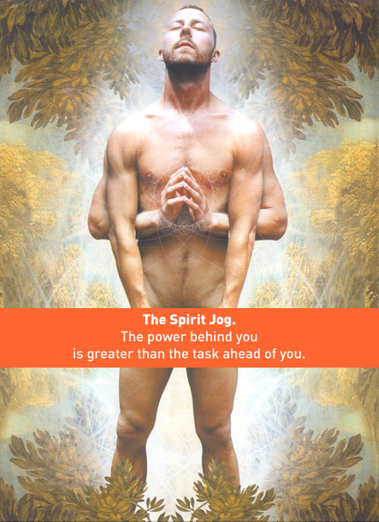 SPIRIT JOG